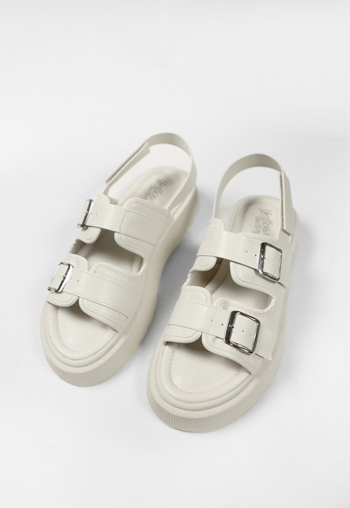 GILA birken ankle - off white (vegan)