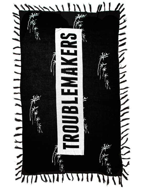 Troublemakers Beach Blanket