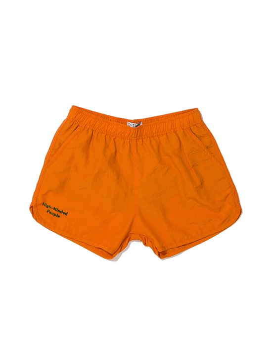 Shorts High Minded People Laranja