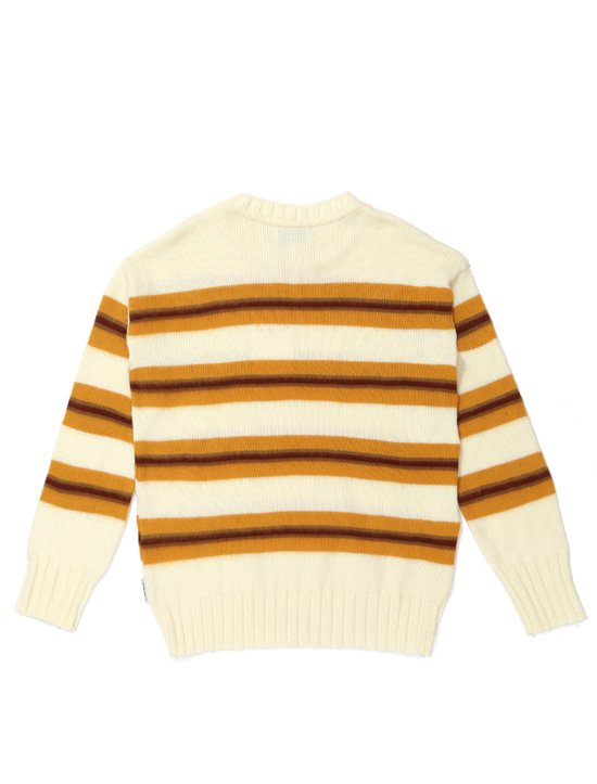 Tricot Stripes Bege