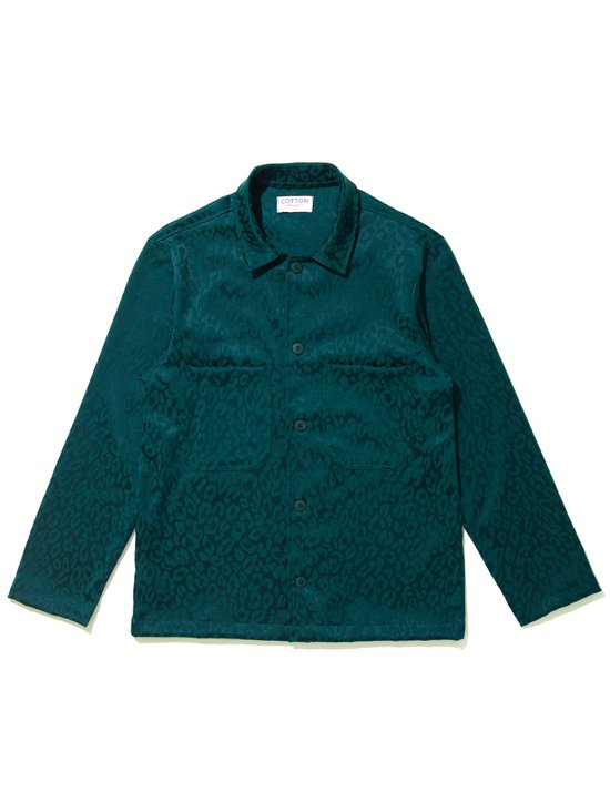 Overshirt Savage Verde