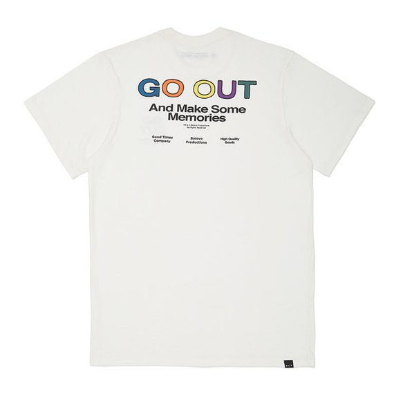 Go Out 2020 Shirt Off White