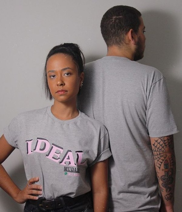 CAMISETAS JAIR LEGAL IDEAL