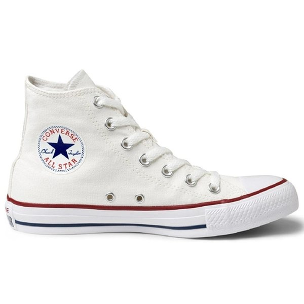 TÊNIS CONVERSE ALTO CT ALL STAR BRANCO
