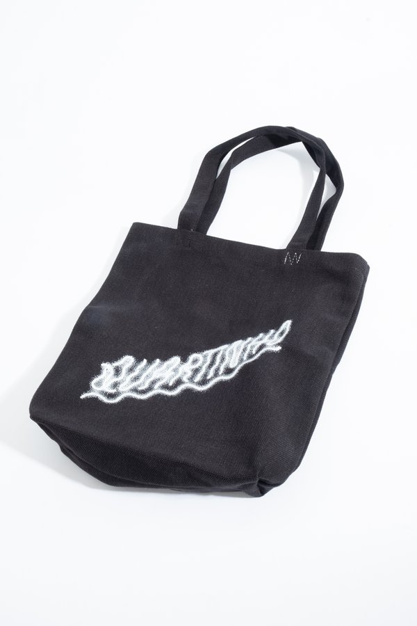 BOLSA VOID TOTE BAG QUARTINHO PRETO