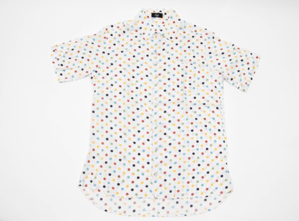CAMISA SNIPPER COLOR DOTS