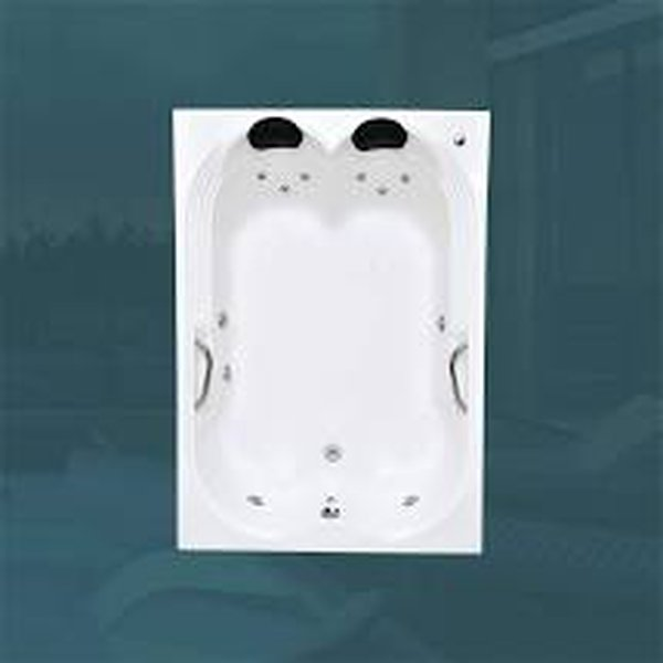 Foto do produto BANH HID JACUZZI D.COLLECT EA183X120X49