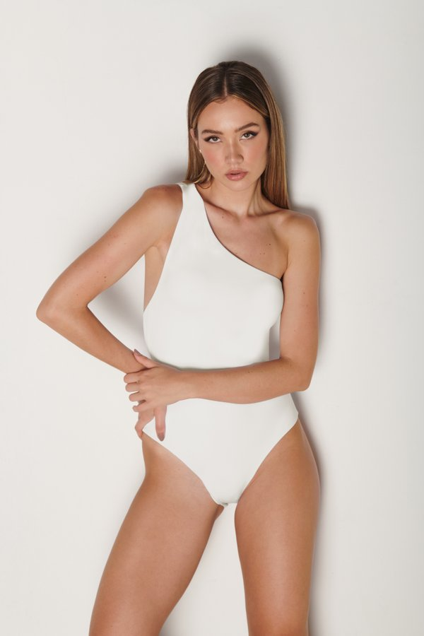 Foto do produto Body Glass Off-White | Glass One-Piece Off-White