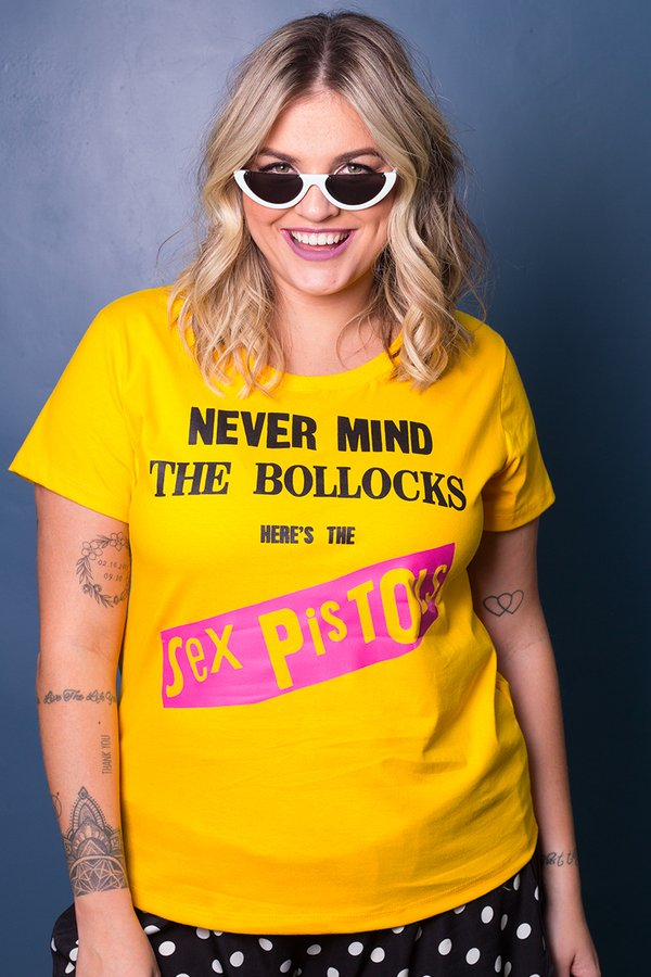 Foto do produto T-SHIRT SEX PISTOLS