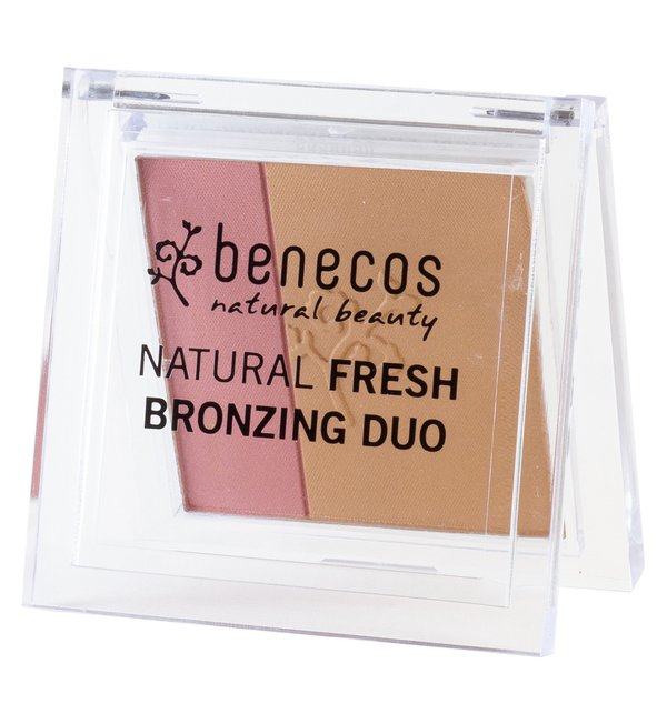 Duo Blush e Bronzer Ibiza Nights Benecos