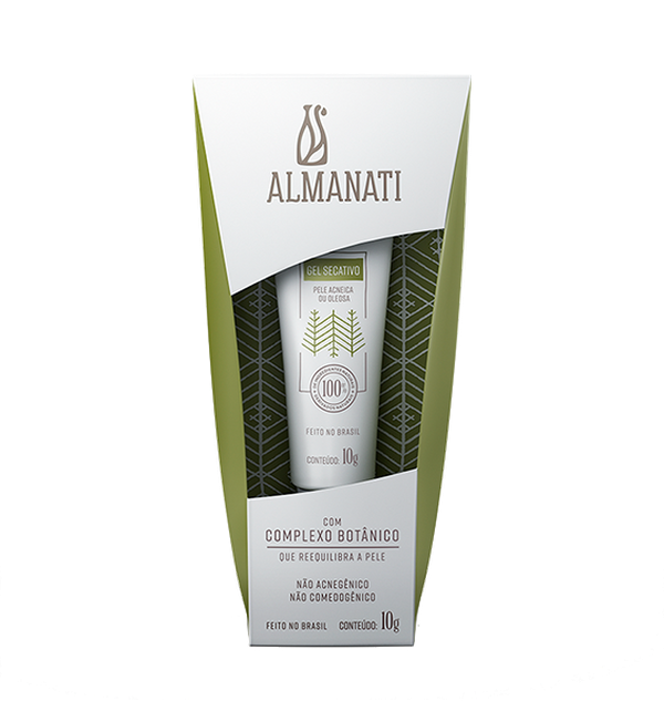 Gel Secativo Antiacne Almanati