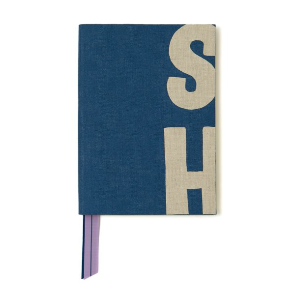 Discollection Mission Notebook Azul Indigo