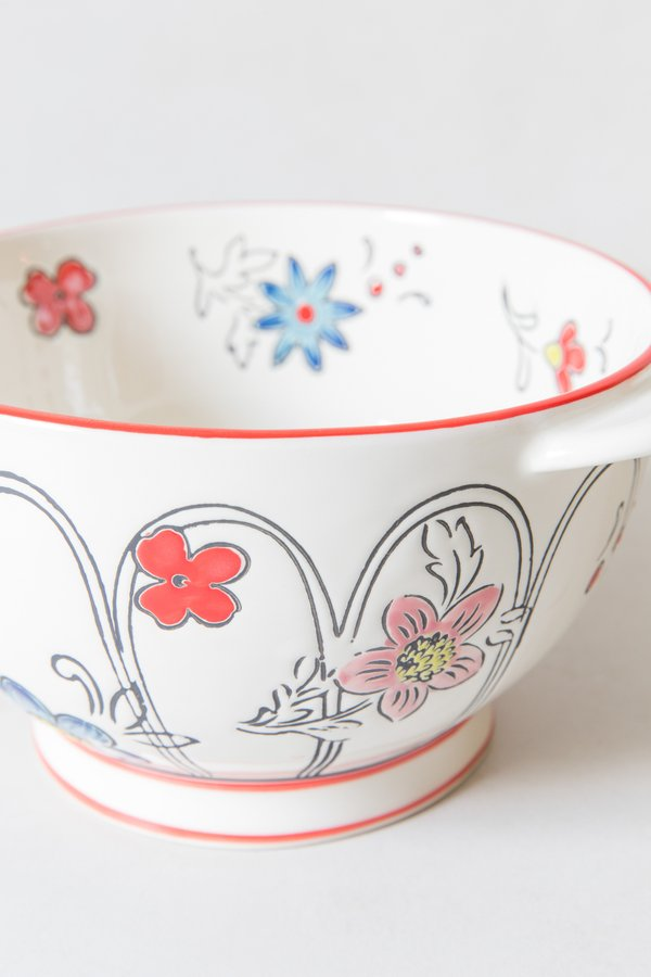 Bowl para Frutas Flower Patch