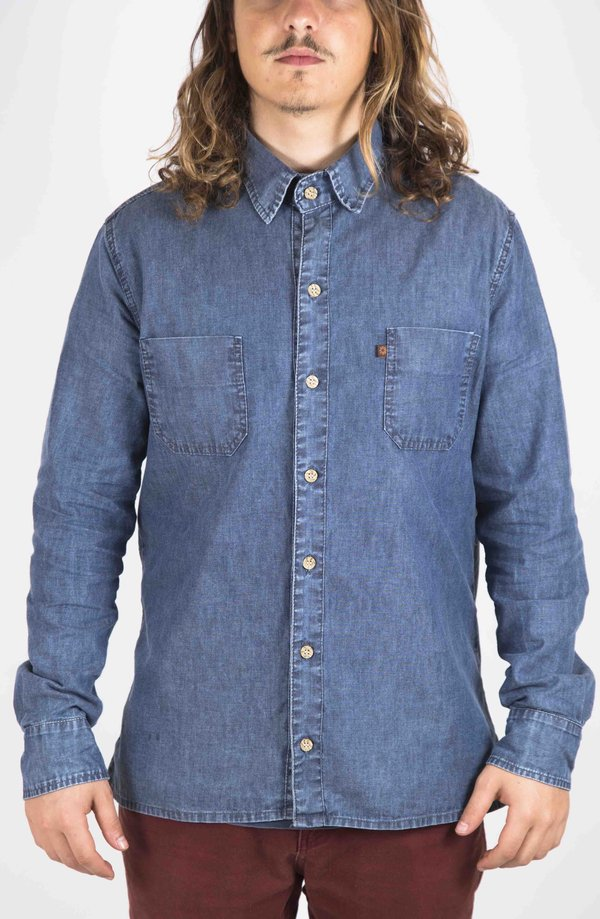 Camisa Jeans Caballeros