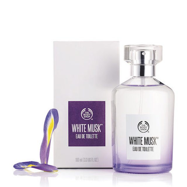 WHITE MUSK EAU DE TOILETTE 100ML
