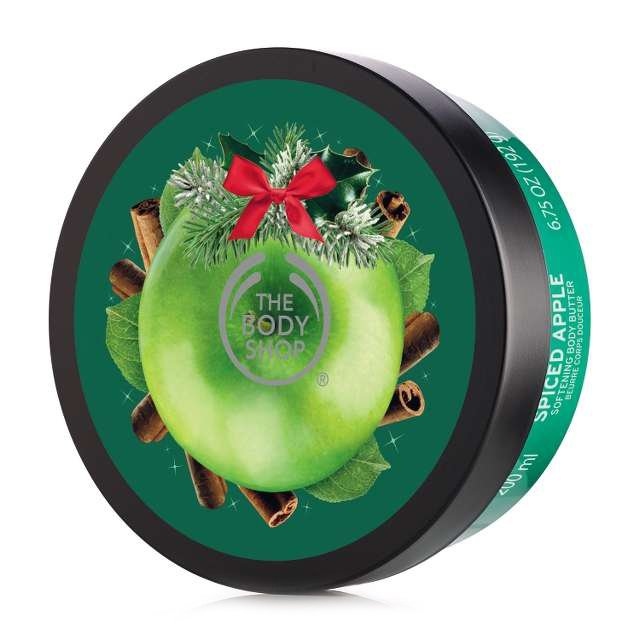 BODY BUTTER SPICED APPLE
