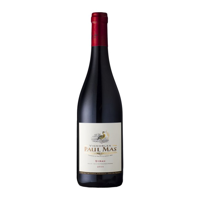 Paul Mas Syrah 2018 (750ml)