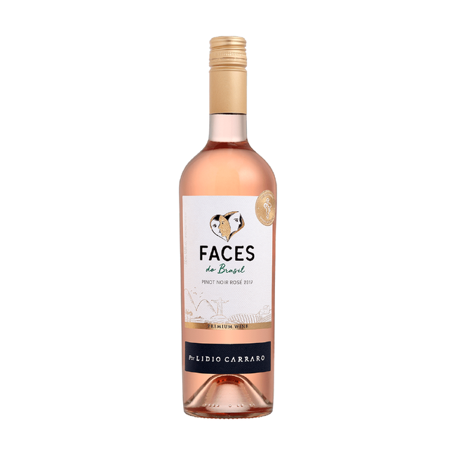 Faces do Brasil Rosé 2018 (750ml)