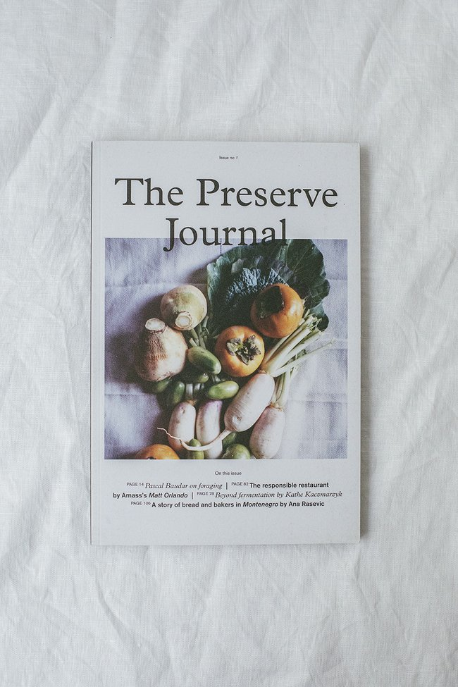 The Preserve Journal #1