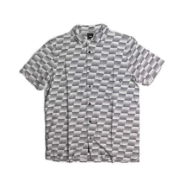 CAMISETA MANGA CURTA VANS X BAKER SPEED CHECK SS