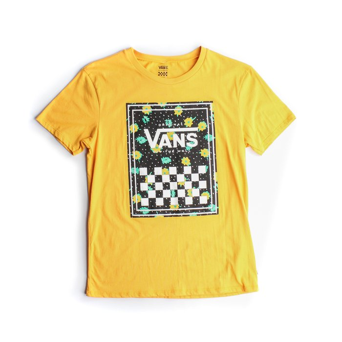 CAMISETA VANS POP BOX BF