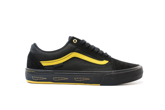 TÊNIS VANS OLD SKOOL PRO BMX (LARRY EDGAR)