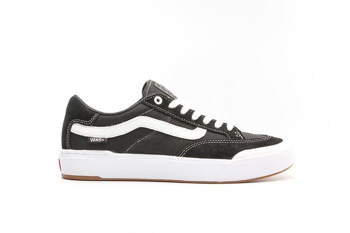 TÊNIS VANS BERLE PRO BLACK TRUE WHITE