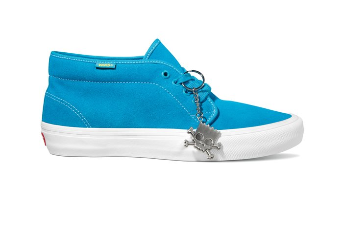 TÊNIS VANS CHUKKA PRO (THE SIMPSONS) BART