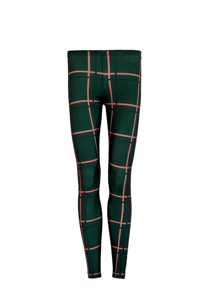 Legging Estampada Grid Hunter