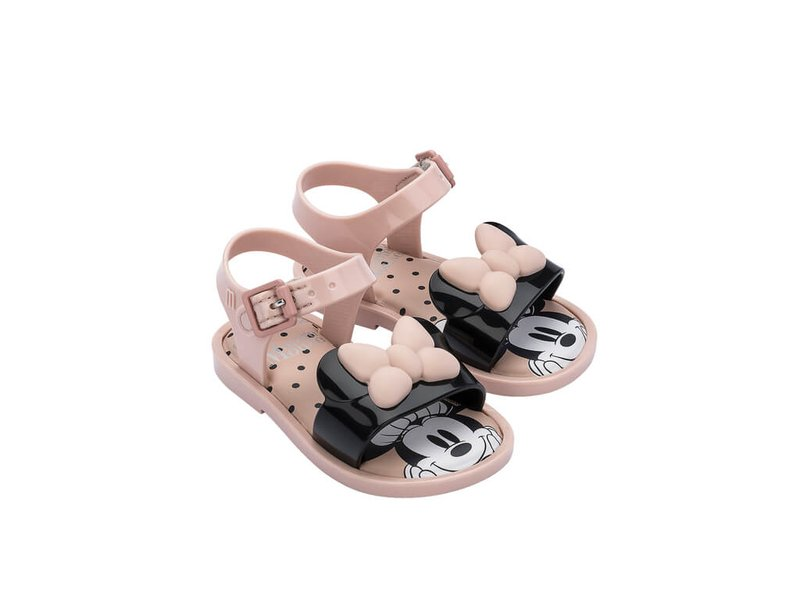 Mini Melissa Mar Sandal + Mickey And Friends