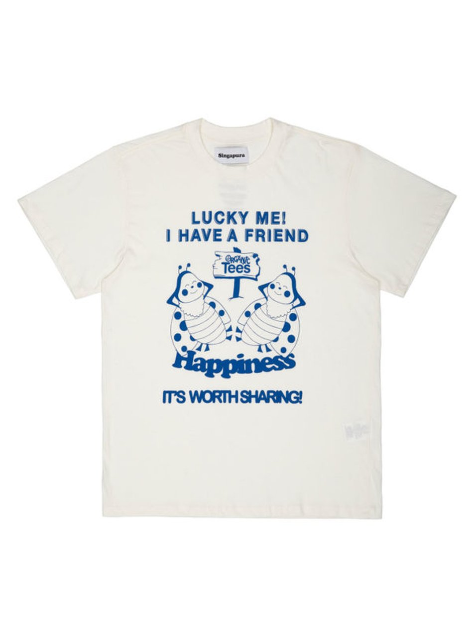 CAMISETA SINGAPURA HAPPINESS