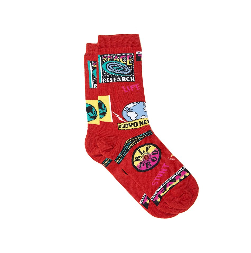 Space Research Socks