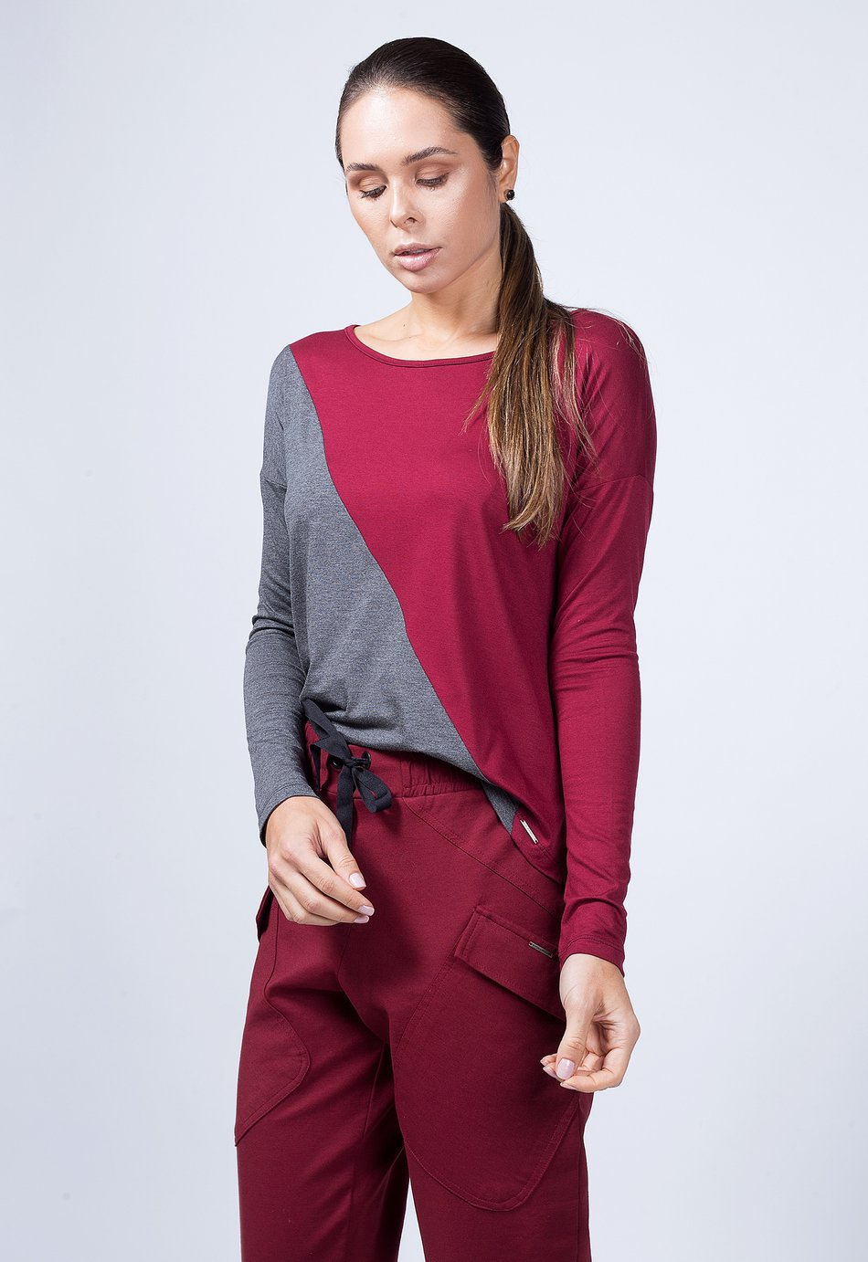 BLUSA DUO VISCO