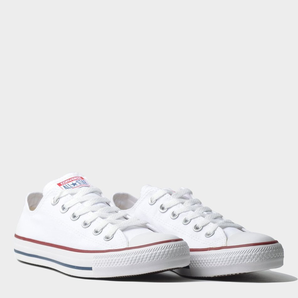 d07626a1f2 Tênis Converse All Star Chuck Taylor As Core Ox Branco - Lacali