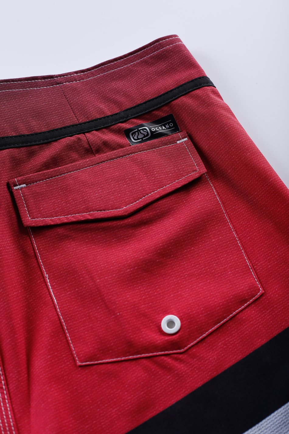 BOARDSHORT 50 OCEANO LISTRADO PERFORMANE