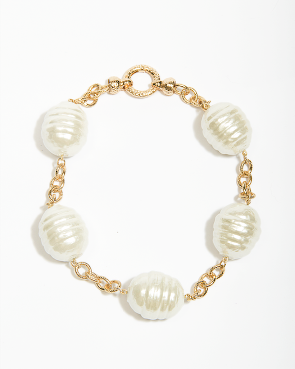 COLAR THICK PEARLS | GLA