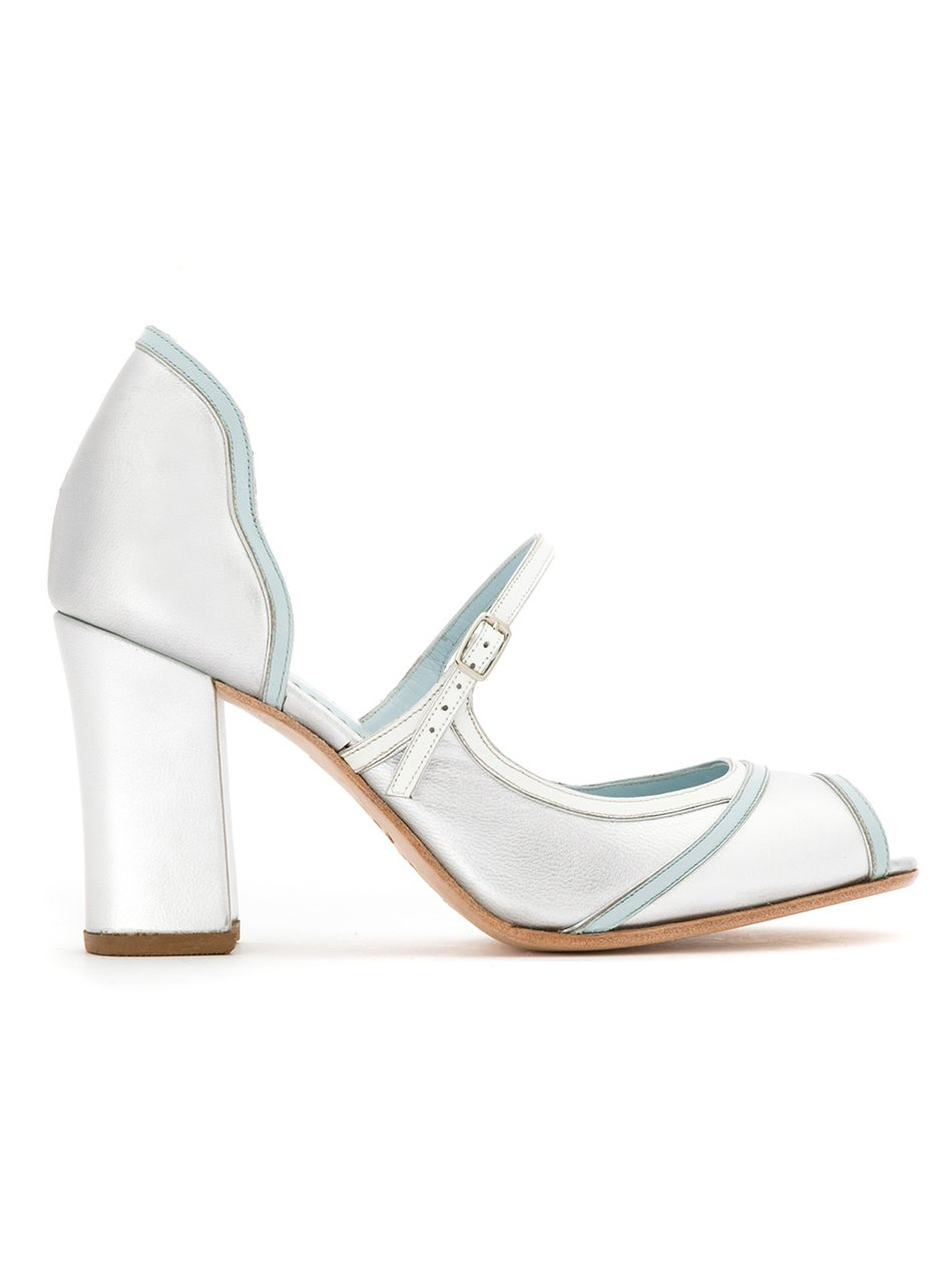 Peep Toe Rebeca