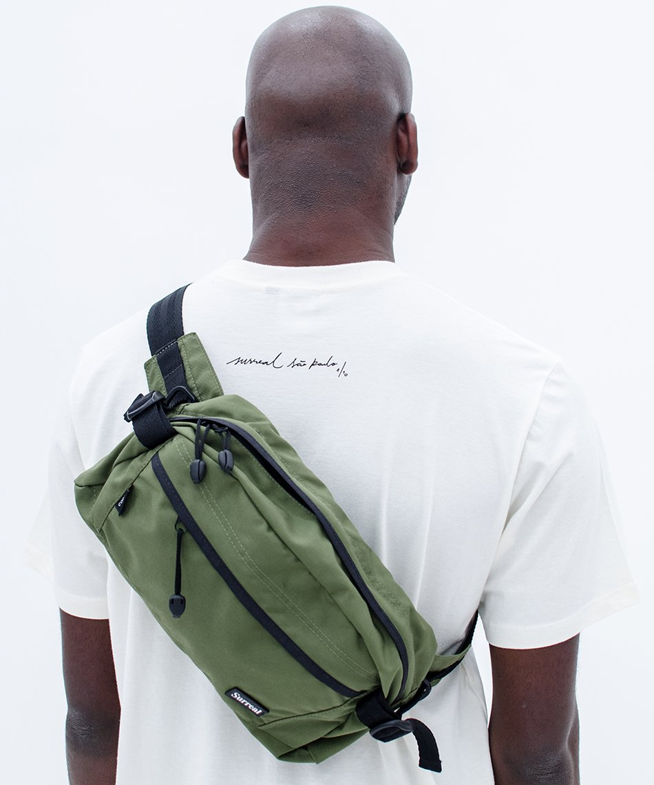 Big Shoulder Cordura Green