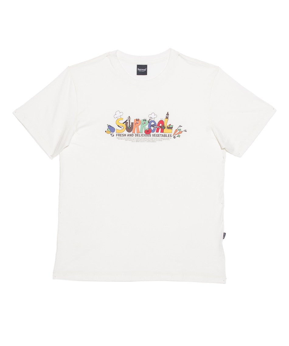 Camiseta Vegetais