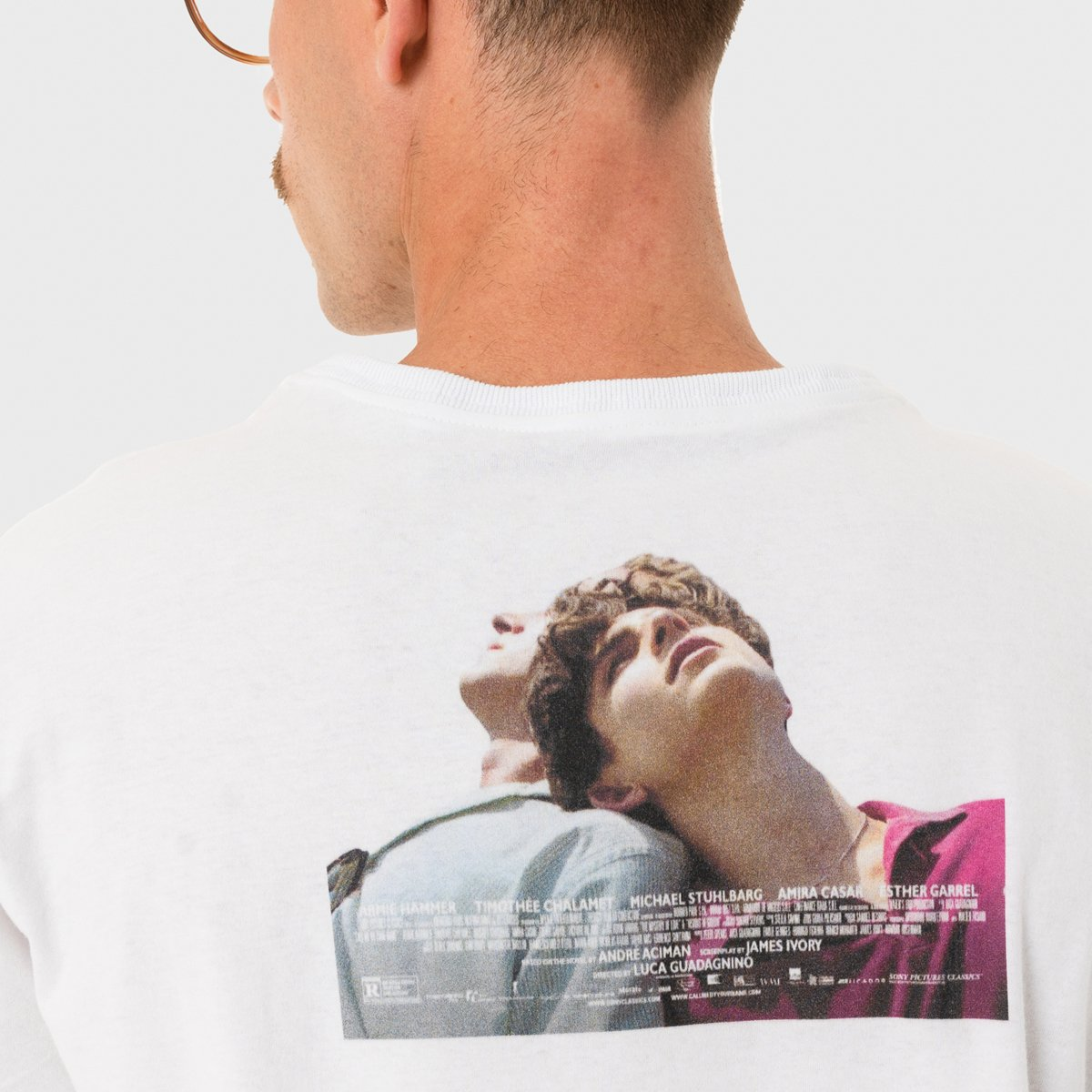 Camiseta Aragäna | Call Me By Your Name