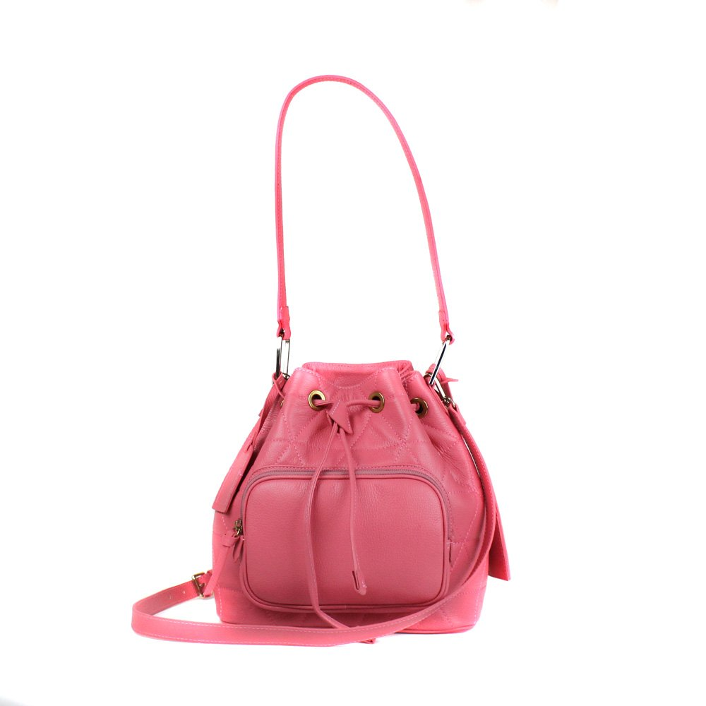 BOLSA CRISTOFOLI BUCKET CHICLE