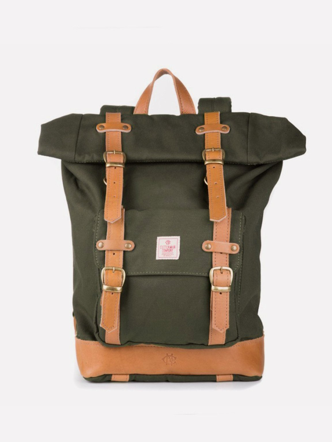 Foto do Mochila Cutterman Co The Explorer Backpack Olive