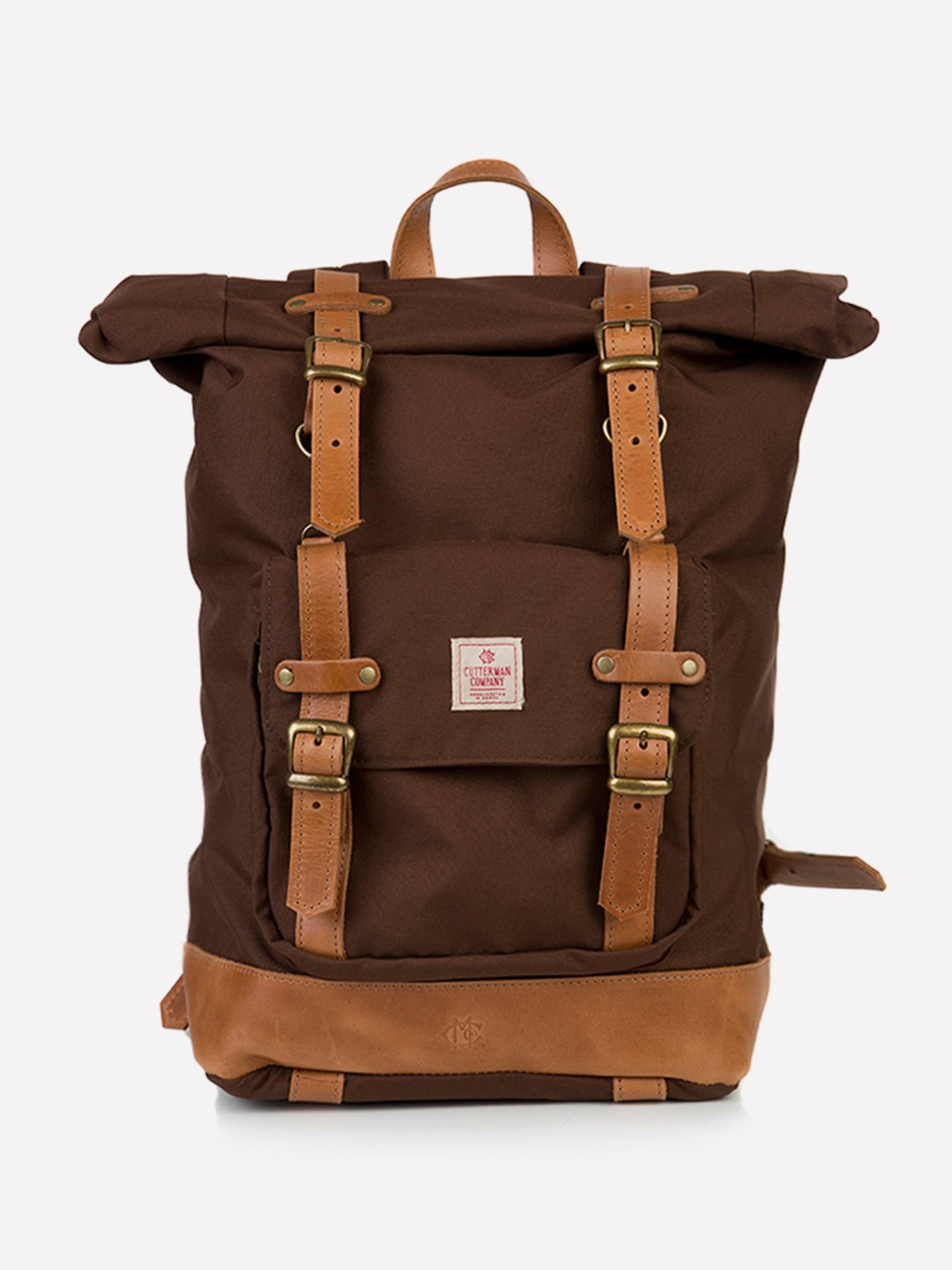 Foto do Mochila Cutterman Co The Explorer Backpack Brown