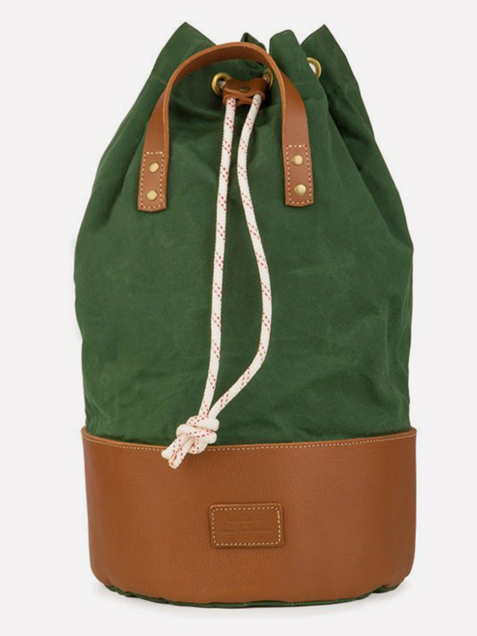 Foto do Duffel Bag Verde - Cutterman + Liberty Art Brothers