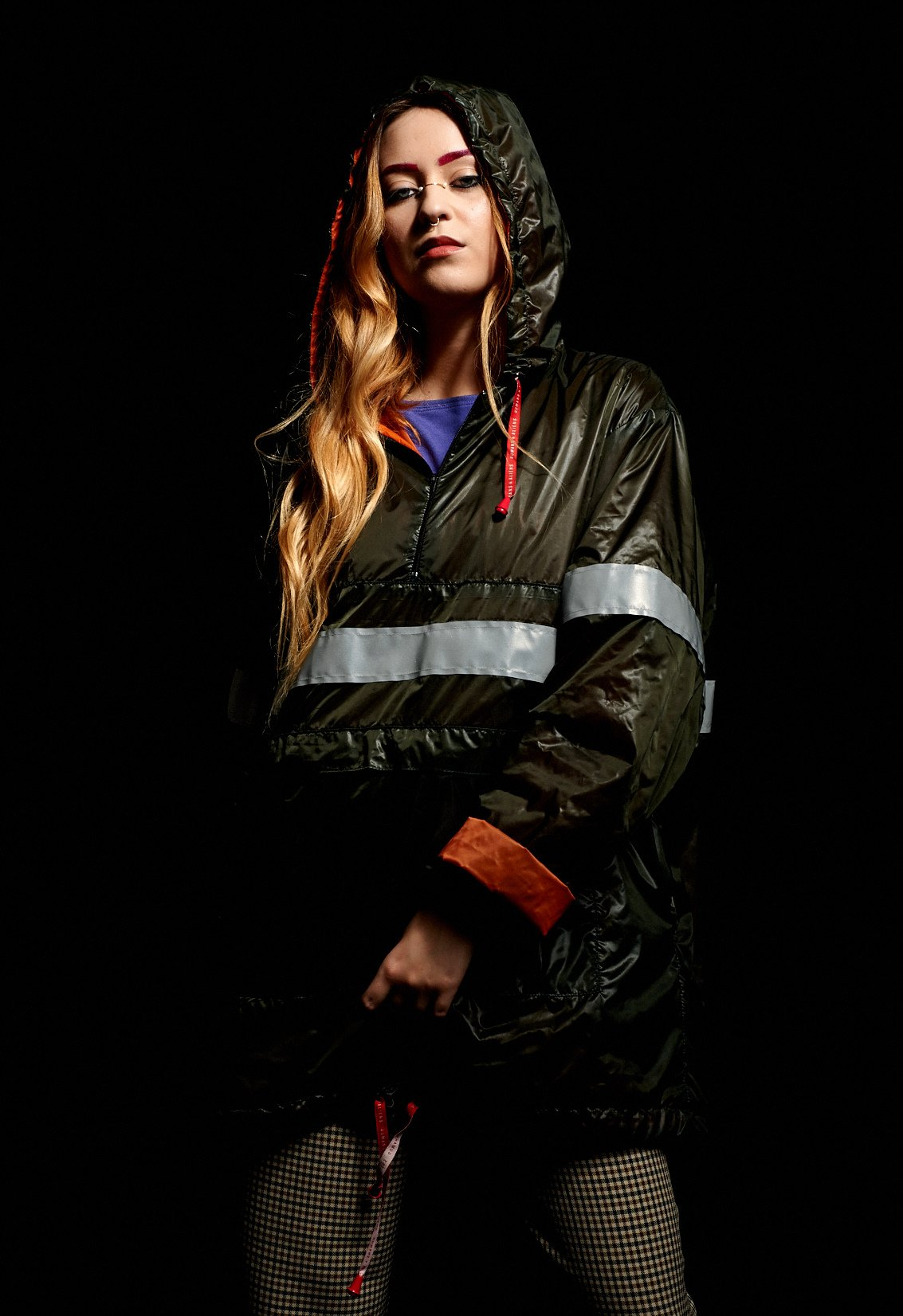 Enlighted Windbreaker Ed. #1