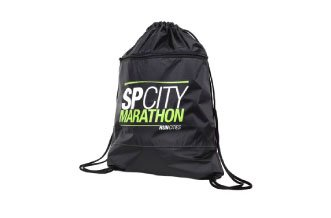 Gym Sack SP City Marathon Preta