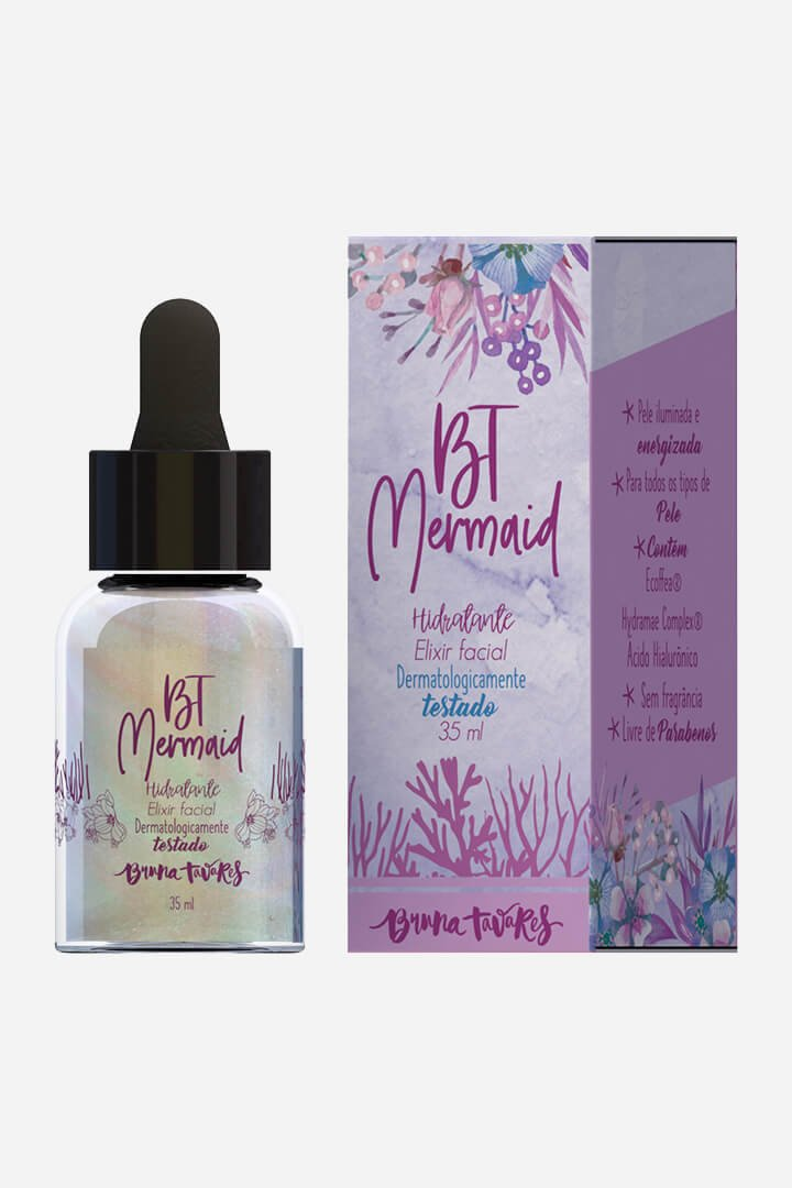 Elixir facial BT MERMAID