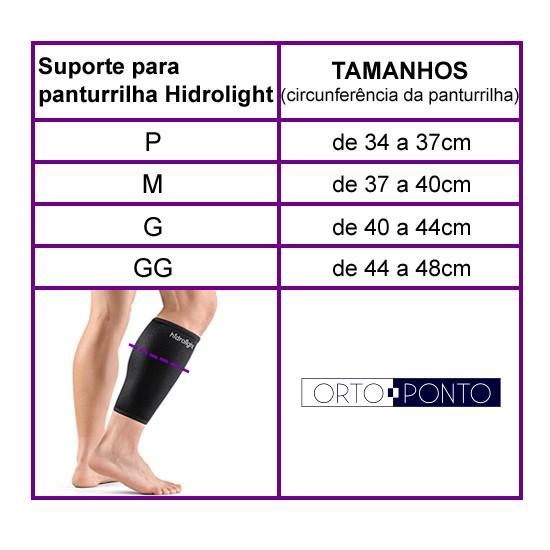 tratamento de inflamação do músculo da panturrilha