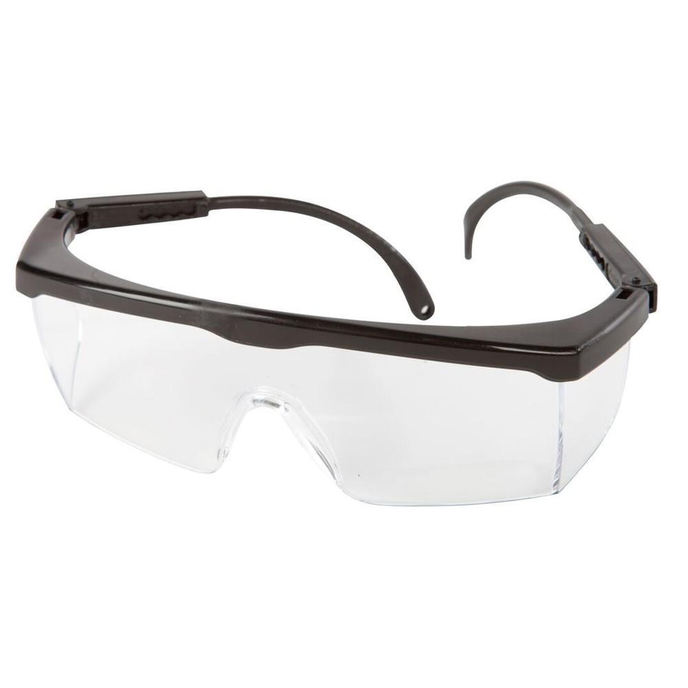 b3bfcad46fe01 Óculos de Proteção EPI Contra Lesões do Globo Ocular Supermedy com Hastes  Flexíveis
