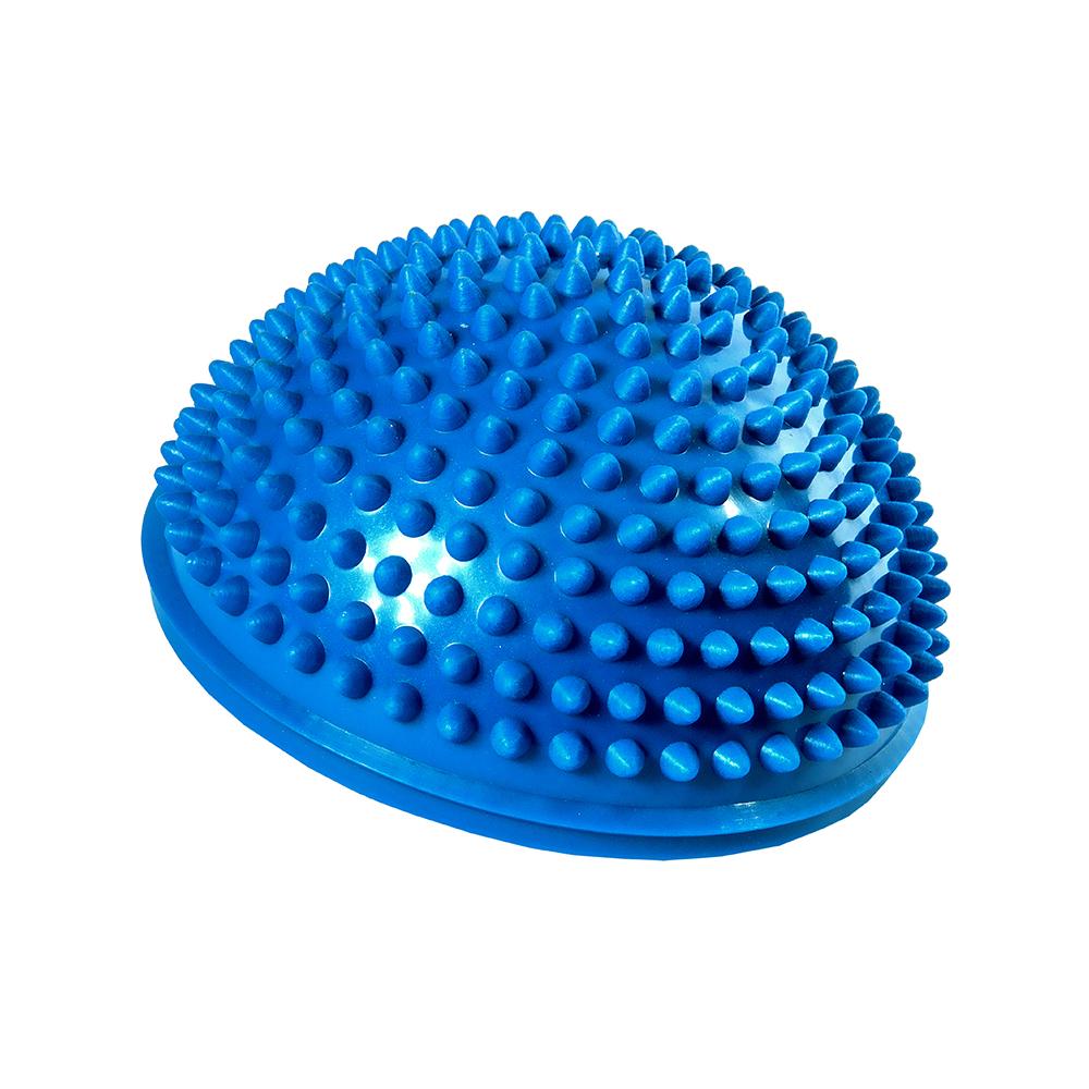 Mini Bola Bosu com Base Antiderrapante Acte Sports Azul para Atividade e  Exercício Físico 03ff801b0feda
